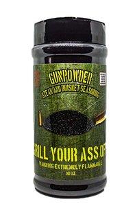 Gunpowder Steak kruiden - Grill your ass off