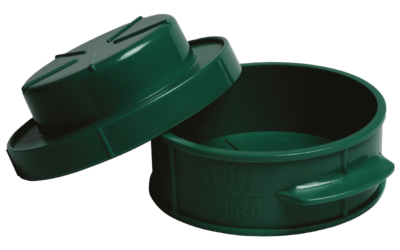 Big Green Egg Stuff-A-Burger Press