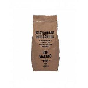 Marabu Cuba Restaurant Houtskool 5 Kg
