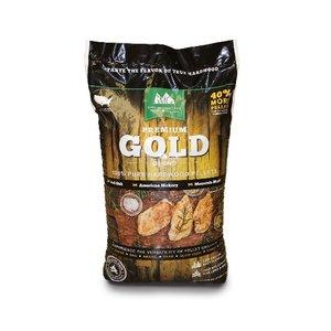 Green Mountain Grills Premium Gold Blend Pellets